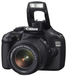 CANON EOS 1100D 18-55 MM IS