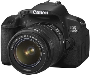 CANON EOS 650D 18-55 IS II KIT